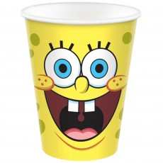 SpongeBob Party Supplies - Paper Cups