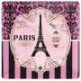 Day in Paris Party Supplies - Dinner Plates Paper
