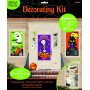 Halloween Family Friendly Scene Setter Decorating Kits Pack of 33