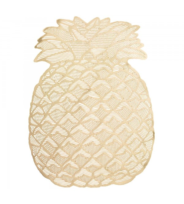 Hawaiian Party Decorations Pineapple Placemats Misc Accessories