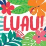 Hawaiian Party Decorations Tropical Jungle Lunch Napkins