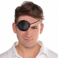 Pirate Silken Eye Patch Head Accessory
