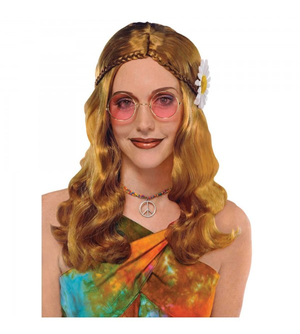 Feeling Groovy & 60's Groovy 60s Hippie Glasses Head Accessory
