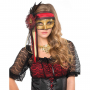 Pirate Party Supplies - Feather Mask