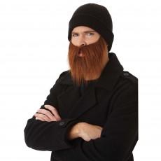 Cowboy Party Decorations Feasome Beard Moustache