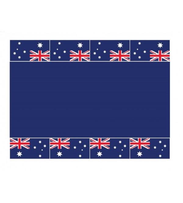 Australia Day Table Cover
