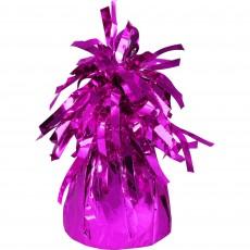 Bright Pink Heavier Foil Balloon Weight