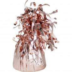 Rose Gold Pink Heavier Foil Balloon Weight 220-230g