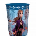 Disney Frozen 2 Metallic Favour Misc Cups 473ml Pack of 3