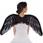 Fairytale Party Supplies - Marabou Faux Fur Angel Wings