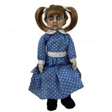 Halloween Party Decorations - Animatronic Animated Head Turning Charlotte Doll
