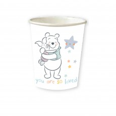 Winnie the Pooh Party Supplies - Paper Cups