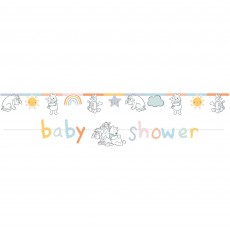 Winnie the Pooh Party Decorations - Banner Personalise It