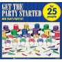 Colourful New Year Get the Party Started Party Box For 25 Guests