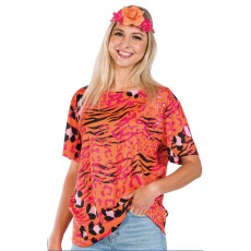 Disco & 70's Party Supplies - Adult Costumes Big Cat Queen Large