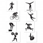 Sports Party Decorations - Cutouts