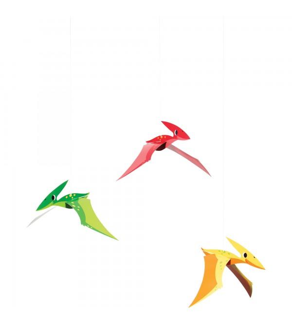 Dinosaur Boy Dino Decor 3D Cutouts 81cm Pack of 3