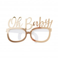 Oh Baby! Party Supplies - Fun Glasses