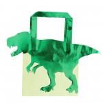 Dinosaur Roar Favour Bags 19cm x 22cm Pack of 5