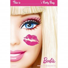Barbie All Doll'd Up Party Packs For 8 Guests Pack of 40