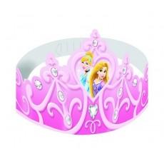 Disney Princess Sparkle Tiaras Pack of 8