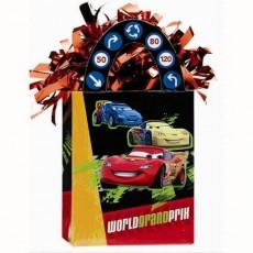 Disney Cars 2 Tote Balloon Weight 14cm x 4cm x 7.5cm