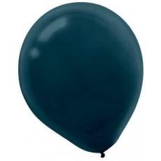 Black Latex Balloons 30cm Pack of 72