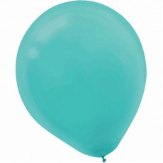 Teardrop Robin's Egg Blue Latex Balloons 30cm Pack of 15