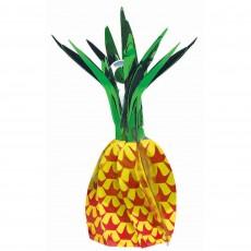 Pineapple Hawaiian Foil Balloon Weight