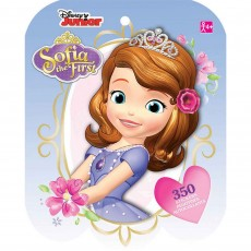Sofia The First Favours 25cm x 20cm Jumbo Sticker Book with 350 Stickers