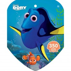 Finding Dory Favours 25cm x 20cm Jumbo Sticker Book with 350 Stickers