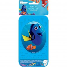 Finding Dory Favours Stickers & Colouring Activity Kit Single Kit