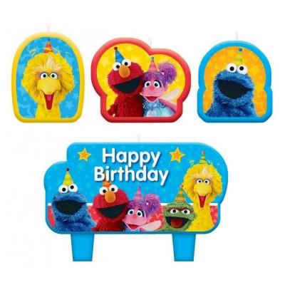 e9f49ac4f9096 Sesame Street Birthday Party Supplies and Decorations Australia