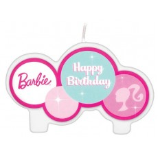 Barbie All Doll'd Up Mini Candles Pack of 4