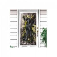 Halloween Door Decorations 165cm x 85cm Zombie Poster