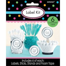 Silver Label Kit for Containers Misc Accessory