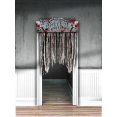 Halloween Chop Shop Bloody Door Decoration 96cm x 137cm