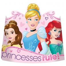 Disney Princess Dream Big Paper Tiaras Pack of 8