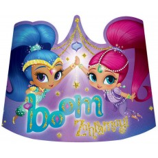 Shimmer & Shine Tiaras Pack of 8
