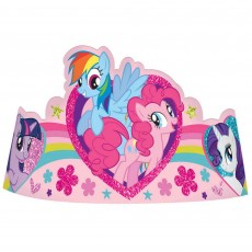 My Little Pony Tiaras Pack of 8