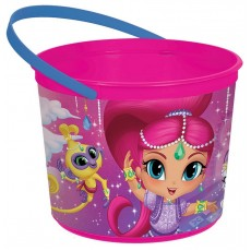 Shimmer & Shine Container Favour Box 13cm x 16cm
