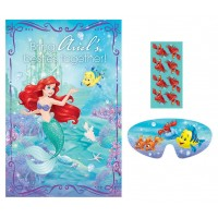 The Little Mermaid Party Games For 8 Players Ariel Dream Big