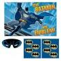 Batman Party Games Give Batman His Emblem