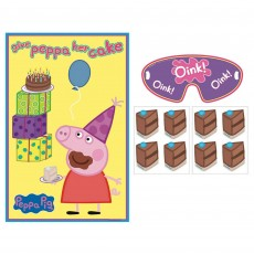 Peppa Pig Give Peppa her Cake Party Game