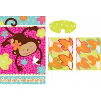Monkey Love Party Games