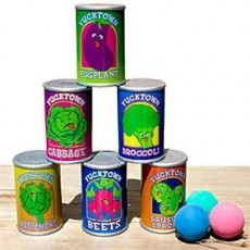 Happy Birthday Party Games Can Toss