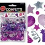 Happy Birthday Confetti 34g Pink Celebration Assorted Shapes