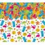 Hawaiian Tiki, Flamingo, Sun, Flower, Palm Tree & Dots Confetti 70g Single Pack