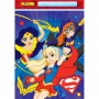 Super Hero Girls Favour Bags 22cm x 16cm Pack of 8