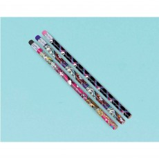 Monster High Favours Pencils Pack of 12